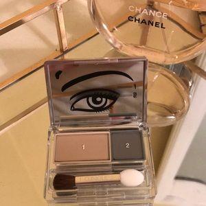 Clinique Color Surge Eye Shadow Duo- Splash